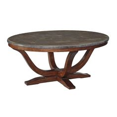 Balinder Oval Cocktail Table (Matching Balindar Round End Table also available.) | Weekends Only Furniture and Mattress