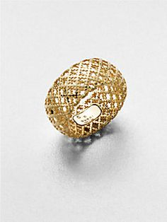 Gucci - 18K Gold Ring