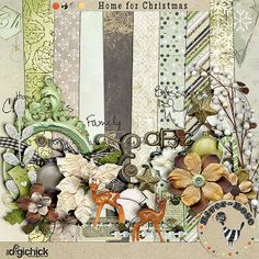 Home for Christmas by River~Rose