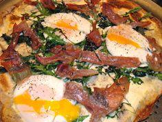 Breakfast Pizza | Rux Cooks