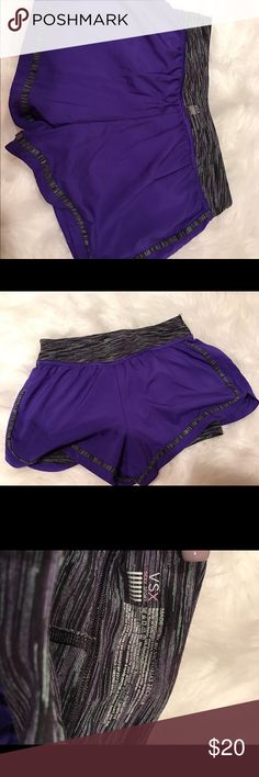 Victoria's Secret athletics shorts Victoria's Secret athletic shorts these shorts have no stains or rips or fades they are perfect for the gym or to be out and about 💌📦packed with love 💌📦❌no trades ❌🚫price is firm 🚫 Victoria's Secret Shorts