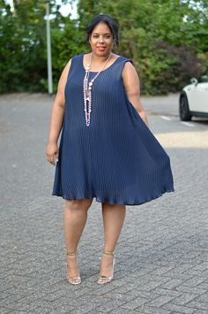 Supersize my Fashion: Pleats