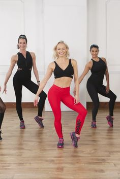 Sizzle the Calories Away With This Dance-Party Workout