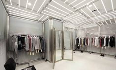 How Metal Deco feel like, Dover Street Market Ginza, Tokyo