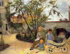 Paul Gauguin: La Escuela de Pont-Aven