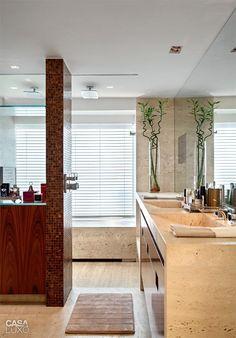 Apartamento adapta-se à vida agitada de jovem colecionador - Casa