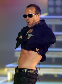 Donnie Wahlberg Photos - New Kids on the Block Perform in Vegas - Zimbio