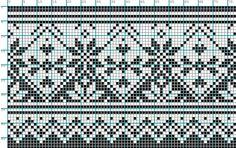 imgbox - fast, simple image host Knitting Charts, Loom Knitting, Knitting Stitches, Pixel Crochet, Crochet Chart, Stitch Patterns, Knitting Patterns, Craft Patterns, Fair Isle Chart