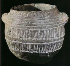 ceramica cardial neolitica: