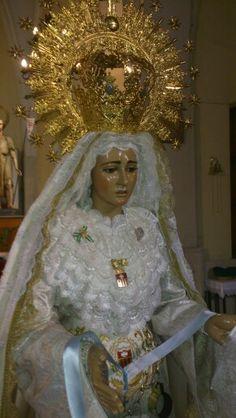 Virgen de la Merced #Elche