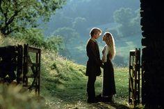The Princess Bride, Cary Elwes & Robin Wright