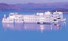 Taj-Lake Palace India -  http://travelrew.com/taj-lake-palace-india/  Places I've gone or would like to Visit! http://www.travelrew.com