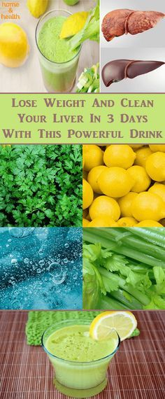Consume this juice for three days and eliminate all the toxins and harmful compounds that limit your liver's functioning.