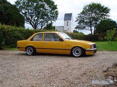 Opel Rekord e