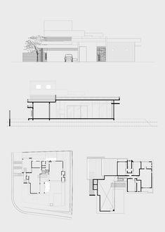 15 Fachadas de casas modernas com plantas - veja projetos lindos!
