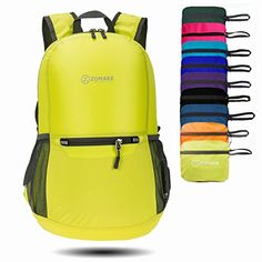 ZOMAKE Ultra Lightweight Packable Backpack Water Resistant Hiking Daypack,Small Backpack Handy Foldable Camping Outdoor Backpack Little Bag (Light Green). For product info go to:  https://all4hiking.com/products/zomake-ultra-lightweight-packable-backpack-water-resistant-hiking-daypacksmall-backpack-handy-foldable-camping-outdoor-backpack-little-bag-light-green/