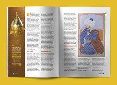 Semerkand   Aylık Tasavvufi Dergi Sayfa ve Kapak tasarımları