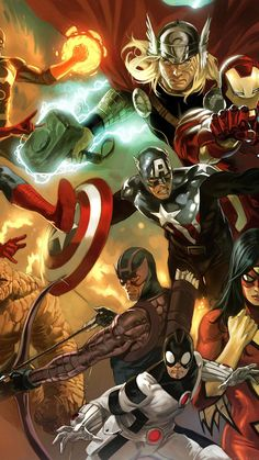 iPhone6papers.co-Apple-iPhone-6-iphone6-plus-wallpaper-al79-avengers-liiust-comics-marvel-art-hero