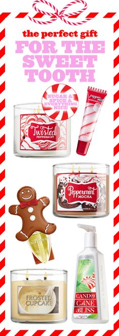 Because Sweet Can Never Be Sweet Enough! #BBWGifts