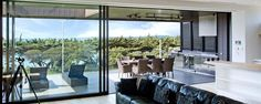 Pt Nepean Road house, Sorrento by DCF Design Group