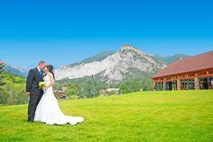 Colorado Wedding Season Spring Resort Outdoor Venues Hot Springs