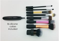 NOW AVAILABLE TO SHIP TO USA. Please note, this product is only available to USA customers. Click here to purchase for UK/EU. INTRODUCTION: Professionals recommend cleaning makeup brushes every few weeks, but traditional cleaning methods are messy, laborious and can leave brushes wet and unusable for up to 24 hours. The StylPro leaves brushes clean, dry and ready to re-use in just 30 seconds! Get the most from your makeup brushes with StylPro. Due to incredible UK demand we only have a…