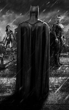 Batman v Superman dawn of justice: