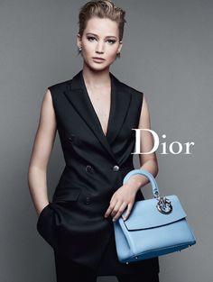 Дженнифер Лоуренс для Miss Dior