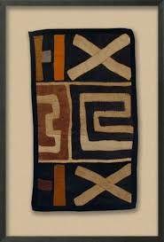 Telas Kuba – Pesquisa Google African Textiles, African Fabric, African Design, African Art, Tribal Art, Tribal Prints, Textile Design, Textile Art, African Home Decor