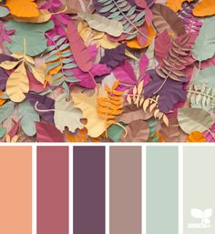 papered autumn (design seeds)