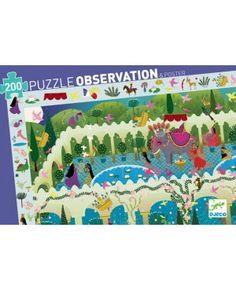 Observatiepuzzel 1001 nights 200st - Djeco