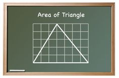 Area Formulas: In this lesson, students develop the area formula for a triangle. Students find the area of rectangles and squares, and compare them to the areas of triangles derived from the original shape.