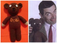 Mr. Bean Bear