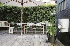 outdoor terrace and garden ideas | NordicDesign