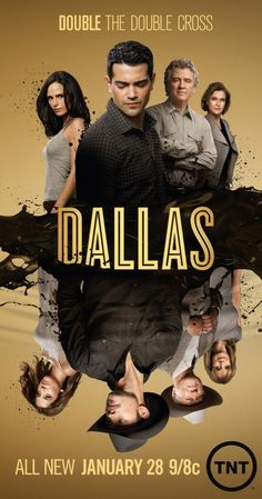 Created by Cynthia Cidre, David Jacobs.  With Josh Henderson, Jesse Metcalfe, Jordana Brewster, Julie Gonzalo. The next generation of the Ewing family - cousins John Ross Ewing and Christopher Ewing - clash over the family's oil business and vast fortune.