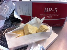 Vampus verden Emergency Food, Dairy, Cheese