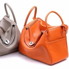 Brand new inspired Hermes bag (Grade AAA real genuine leather )Pre order listing Free registered mailKindly allow 2 weeks time for delieveryColors available: black, orange, Green, Grey, Dark Grey, Light blue