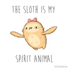 Slothilda Sloth Spir