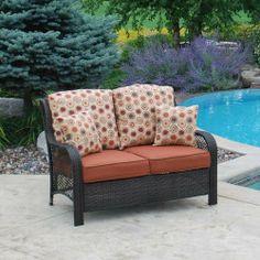 Menards 249 Backyard Creations 4Piece Lucerne Deep Seating