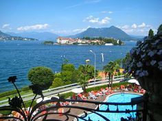 one of the most romantic places in the world...Stresa, Italy