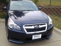 2014 Subaru Legacy in Deep Indigo Pearl, SL14055