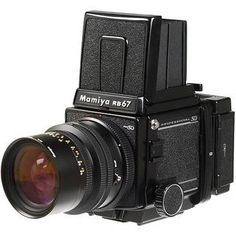 Mamiya RB67 Pro SD Camera Body-my newest purchase - waiting on a couple of things for the camera, then I start shooting with it!
