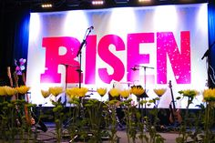 Mars Hill Church Shoreline Easter 2012, via Flickr.