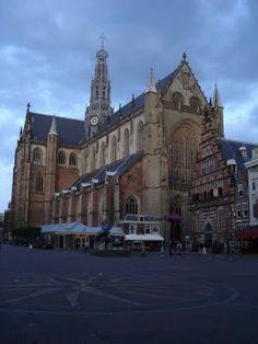 Haarlem-I love this town! St. Bavo's kerk
