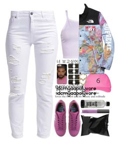 """""""Meek mill needs to stop """" by idcmyaa ❤ liked on Polyvore"""