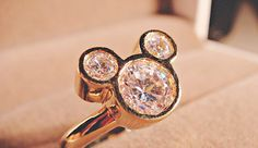 if your wife loves disney get her this ring :)