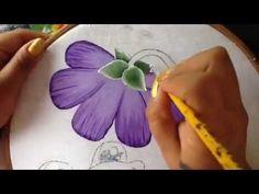 Pintura en tela ranita  # 3 con cony