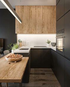 36 Cute And Minimalist Kitchen Cabinets Ideas