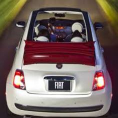 I hate small cars, but if I was rich I would have one in this color with Louis Vuitton interior:)