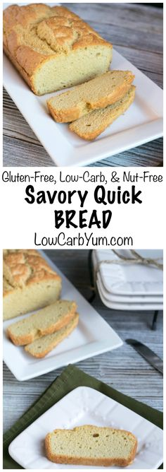 A fantastic gluten-free low carb bread recipe made with nut-free sesame flour. If you have not yet tried low carb sesame flour, what are you waiting for?